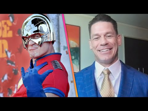 The Suicide Squad: John Cena TEASES 'Peacemaker's TV Spinoff