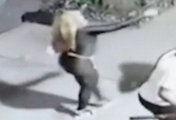'Thick' Assassin On The Loose In Brooklyn: Beautiful, Fake Butt & Deadly!! (Vid)