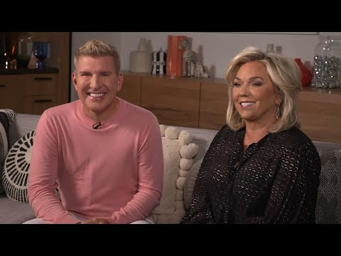 Todd Chrisley REACTS to Making Headlines and Reveals Parenting Regrets (Exclusive)