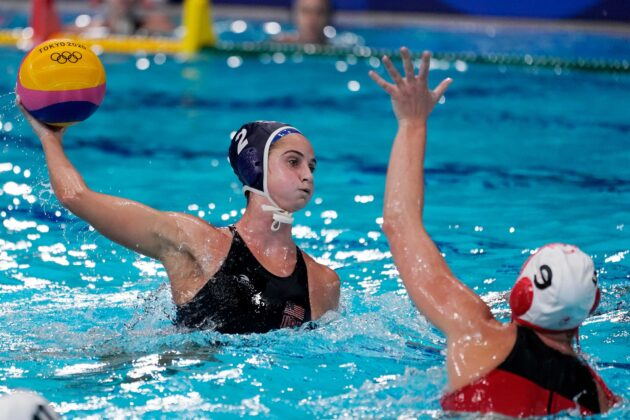 Tokyo Olympics Day 13: U.S. water polo makes big splash, men's basketball goes for gold