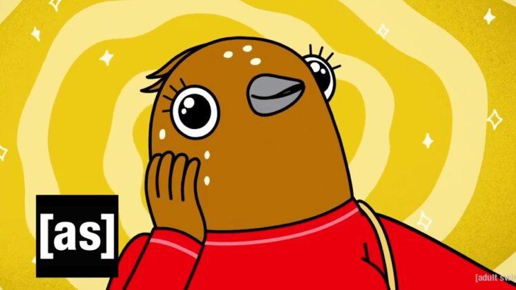 'Tuca & Bertie' will return for season three at Adult Swim after Netflix cancellation