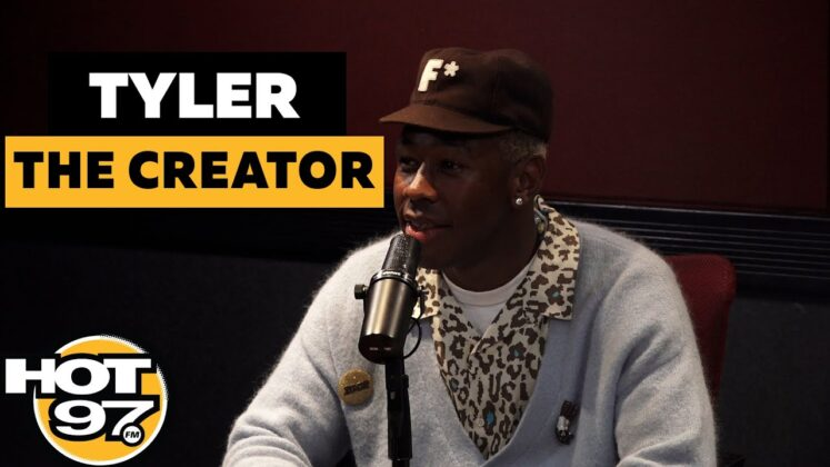 """Tyler, The Creator says he watched DJ Khaled """"die inside"""" after chart battle loss"""