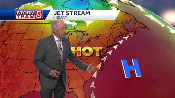 Video: Dangerous heat possible in days ahead