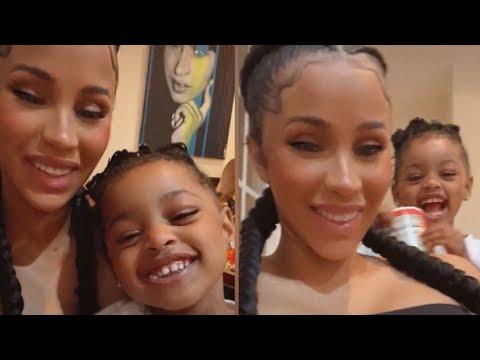 Watch Cardi B's Daughter Kulture CRASH Her Instagram Live