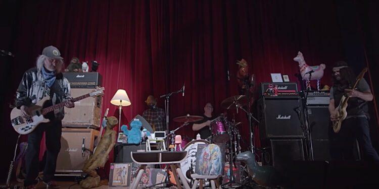 "Watch Dinosaur Jr.'s NPR ""Tiny Desk (Home) Concert"""