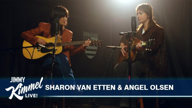 Watch Sharon Van Etten and Angel Olsen perform 'Like I Used To' acoustic version