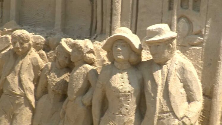 What to know about 2021 Revere Beach Sand Castle Sculpting Festival