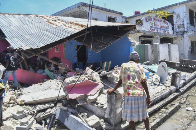 Why are earthquakes so devastating in Haiti?