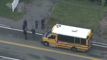 11-year-old struck by school bus, seriously injured