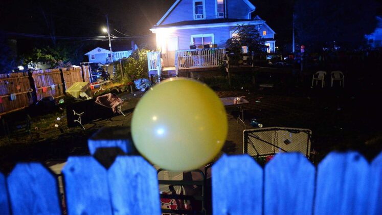 16-year-old boy shot, killed during Mass. house party, DA says