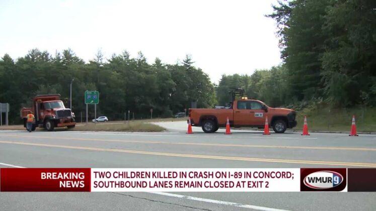 2 children killed in crash on NH highway