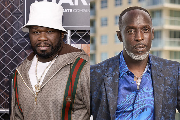 50 Cent on Blast for Posts Made After Micheal K. Williams' Death
