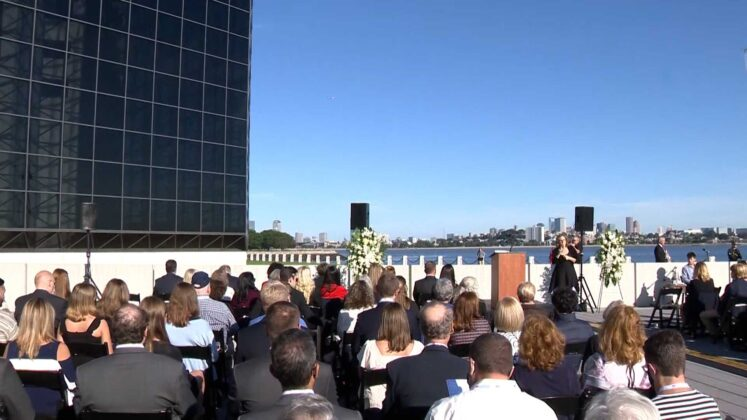 9/11 victims from Massachusetts honored during 20th anniversary ceremony