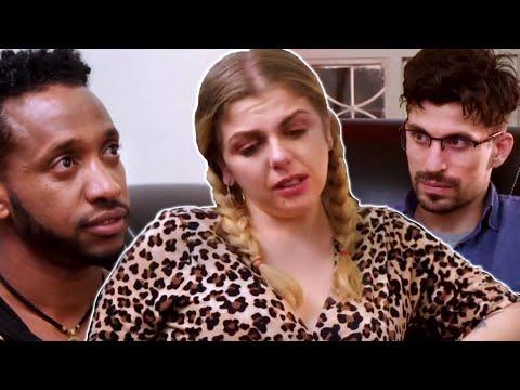 90 Day Fiance: Biniyam and Ariela's Ex-Husband MEET Face to Face!