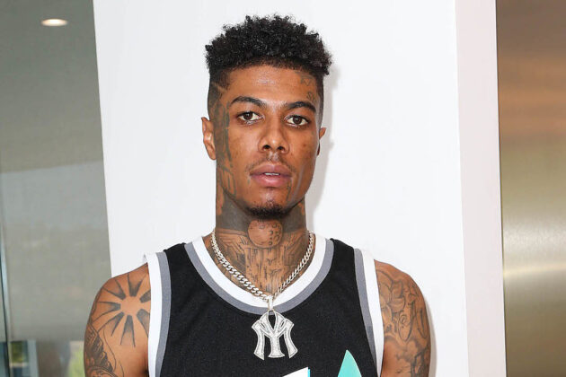 Blueface Allegedly Attacks Bouncer After Being Asked to Show ID