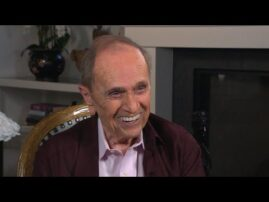 Bob Newhart Celebrates 62 YEARS in Show Business (Exclusive)