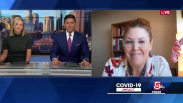 Boston doctor on COVID and flu season