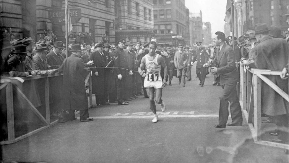 Boston Marathon to pay tribute to 2-time Indigenous champion