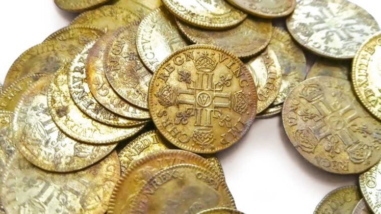 Builders discover stash of gold coins worth up to $356,000