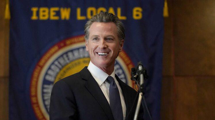 California Gov. Gavin Newsom stays in office after recall election fails