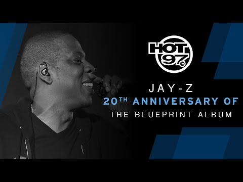 Celebrating 20 Years Of Jay-Z's 'The Blueprint' Album