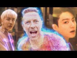 Coldplay and BTS Drop My Universe Music Video