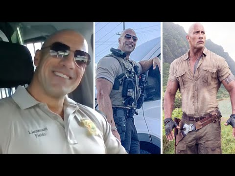 Dwayne 'The Rock' Johnson's DOPPELGANGER Police Officer SPEAKS OUT! (Exclusive)