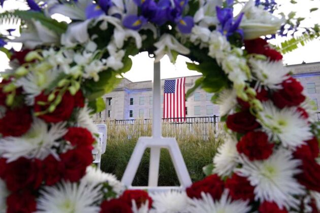 GALLERY: 20 years later, America remembers 9/11