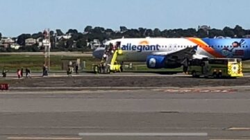 Here's why 150-plus passengers were forced to deplane at Logan today