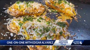 Hispanic Heritage Month: Edgar's Best Tacos