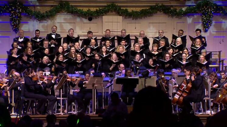 Holiday Pops plans in-person concerts at Symphony Hall this year