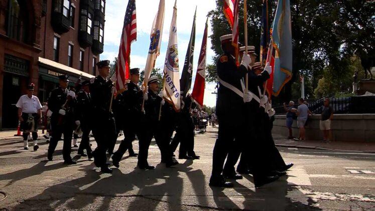 Honoring the fallen on 20th anniversary of 9/11 in Massachusetts