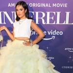 Idina Menzel Re-Lives Travolta Oscars Moment, Camila Cabello Talks Date Night Jitters in 'Cinderella' Edition of 'Carpool Karaoke'