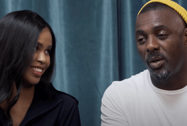 Idris Elba And GORGEOUS AFRICAN WIFE Expecting Child!! (Pregnancy Pics)