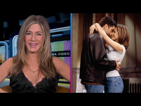 Jennifer Aniston REACTS to David Schwimmer Dating Rumors (Exclusive)