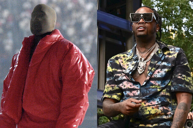 Kanye West Made Artists Wear Donda Merch During Album Sessions