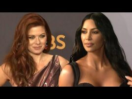 Kim Kardashian SHADED by Debra Messing Over SNL Hosting Gig