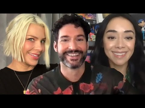 LUCIFER: Cast Reveals What They Stole From SET! (Exclusive)