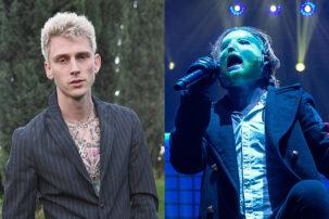 Machine Gun Kelly Explains Slipknot Diss, Sends Shot at Vocalist