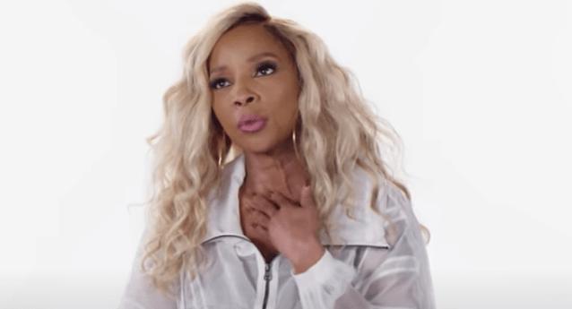 Mary J Blige, 50, Releases Topless Bikini Pics!!