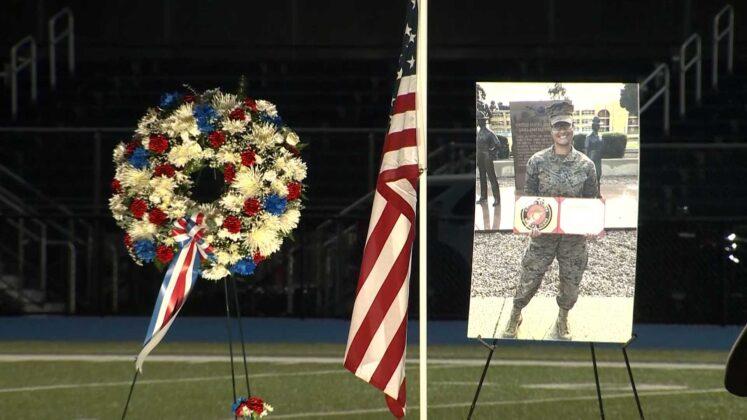 Mass. marine killed in Afghanistan to return home Saturday
