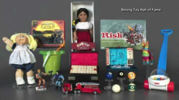 Meet the 2021 National Toy Hall of Fame finalists