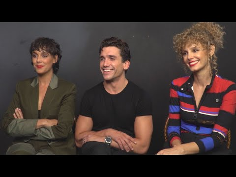 'Money Heist' Cast on Saying GOODBYE to Their Characters (Exclusive)