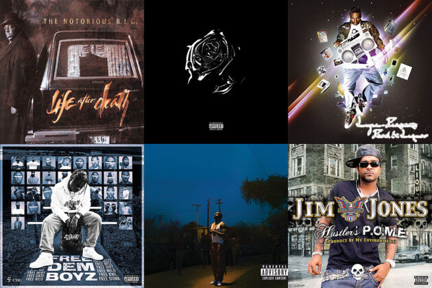Most Memorable Hip-Hop Albums Executive Produced by Rappers