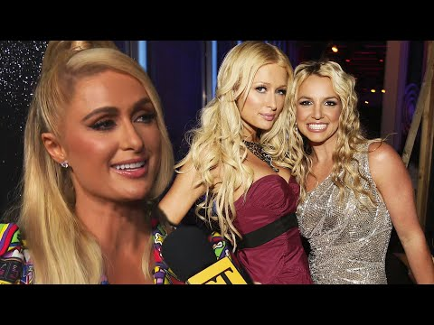 Paris Hilton REACTS to Britney Spears' Conservatorship Possibly Ending (Exclusive)