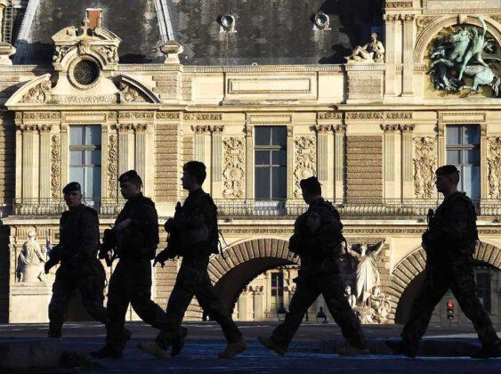 Paris terror trial opens for 20 accused in 2015 attacks that left 130 dead