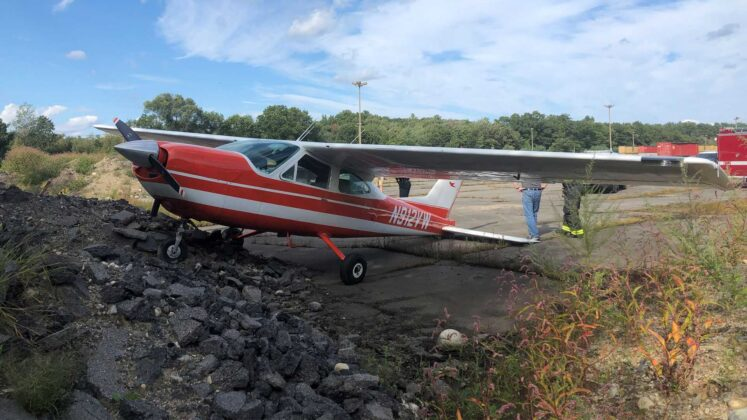 Plane makes emergency landing in Mass. due to fuel issue, sources say
