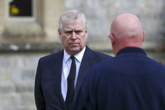 Prince Andrew served with legal papers for sex abuse lawsuit, accuser's lawyers say