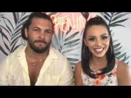 Pump Rules: Scheana and Brock REACT to Lala Drama (Exclusive)