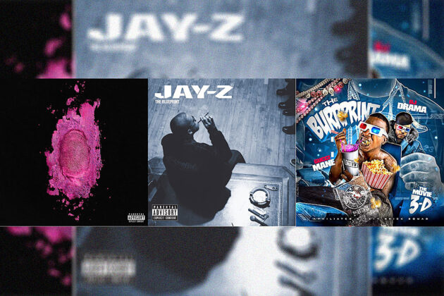 Rappers' Projects That Pay Homage to Jay-Z's The Blueprint Album